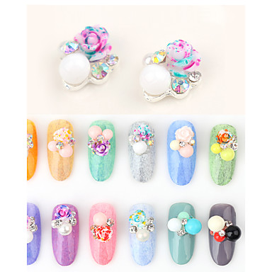 Nail Art decorare stras Perle machiaj cosmetice Nail Art Design