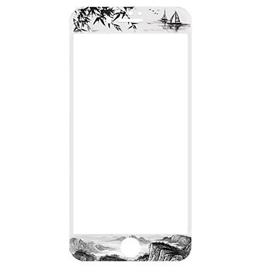 Sticlă securizată Ecran protector pentru Apple iPhone 6s Plus iPhone 6 Plus Ecran Protecție Întreg Anti- Amprente 3D Muchie Curbată High