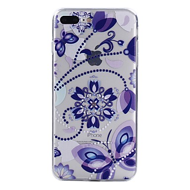 Per disegno Farfalla iPhone TPU retro 8 8 Morbido Fantasia X Apple X Fiori iPhone Mandala iPhone Plus Per 8 iPhone 06224323 per iPhone Custodia dp740d