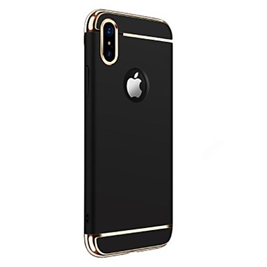 Resistente X Plus per iPhone Plus Custodia Placcato unica 8 iPhone X PC Apple Per Per retro 8 7 iPhone 06204476 Tinta iPhone iPhone iPhone 8 qgxagRF
