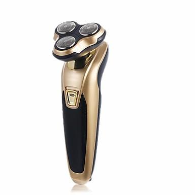 Shavers elettrici Resistente all'acqua Leggerezza Luce e comodo 3 in 1 Da uomo Viso 220-240 Resistente all'acqua Leggerezza Luce e comodo