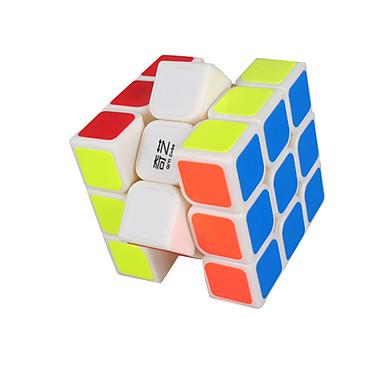 cubul lui Rubik QIYI 3*3*3 Cub Viteză lină Cuburi Magice Jucării Educaționale Alină Stresul puzzle cub Smooth Sticker Competiție Pătrat