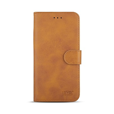 A Apple X carte iPhone magnetica Porta 8 Con Per chiusura 06316524 Custodia Tinta iPhone portafoglio Con supporto unica credito Integrale di twvaS