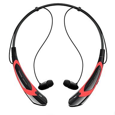 رخيصةأون سماعات الرأس و الأذن-HBS-760 في الاذن لاسلكي Headphones ديناميكي بلاستيك الهاتف المحمول سماعة صغير / مع التحكم في مستوى الصوت سماعة