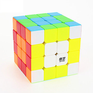 Zauberwürfel QI YI QIYUAN S 160 4*4*4 Glatte Geschwindigkeits-Würfel Magische Würfel Puzzle-Würfel Ohne Aufkleber Quadratisch Weihnachten