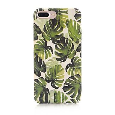 Coque Pour Apple iPhone X / iPhone 8 Dépoli / Motif Coque Arbre Dur PC pour iPhone X / iPhone 8 Plus / iPhone 8