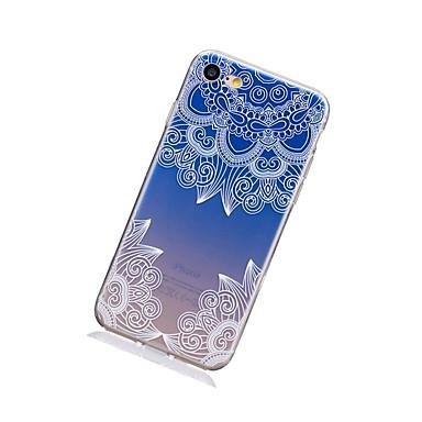 iPhone pizzo Ultra Per TPU Apple 06313343 Per retro stampa disegno La in Custodia X Morbido X 8 Fantasia Transparente per iPhone sottile iPhone PRwxqY