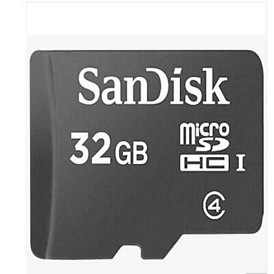 billige Hukommelseskort-SanDisk 32GB Hukommelseskort hukommelseskort Class4 4   32