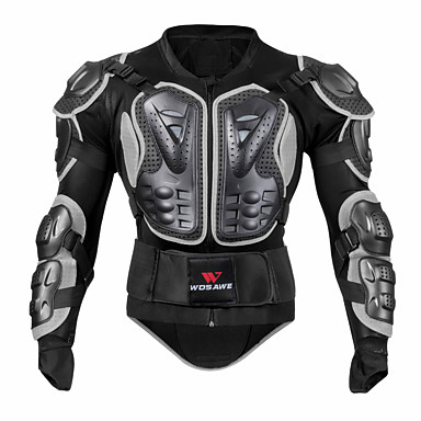 Недорогие Средства индивидуальной защиты-wosawe bc202-1 защитное снаряжение мотоцикл защитное снаряжение унисекс взрослые eva pe открытый противоударный защитное снаряжение