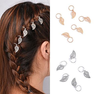 여성용 패션 / 우아함 머리 끈 합금, 꽃패턴 / 머리끈 / 머리끈