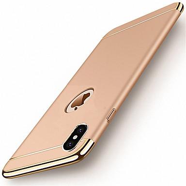 제품 iPhone X iPhone 8 iPhone 7 iPhone 6 아이폰5케이스 케이스 커버 도금 뒷면 커버 케이스 한 색상 하드 PC 용 Apple iPhone X iPhone 8 Plus iPhone 8 아이폰 7 플러스 아이폰 (7)