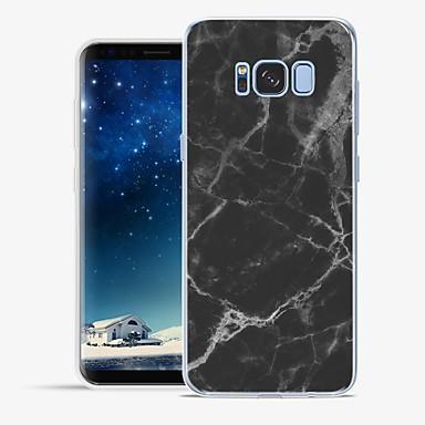 Coque Pour Samsung Galaxy S8 Plus S8 Motif Coque Marbre Flexible TPU pour S8 Plus S8 S7 edge S7 S6 edge plus S6 edge S6