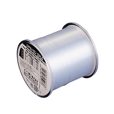 500M / 550 Yards Monofilament Transparant 25LB 0.405 mm VoorZeevissen / Vliegvissen / Aas Uitzoeken / IJsvissen / Draaiend / Schuddend