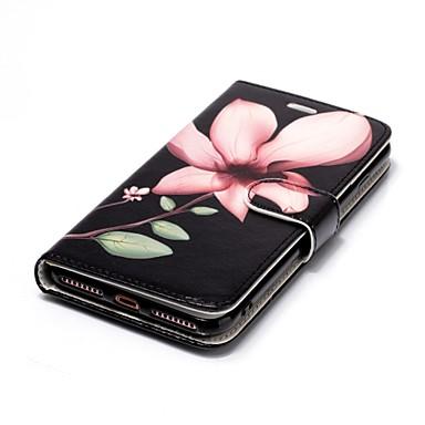 A 8 credito 06509659 X carte Custodia Per iPhone Apple disegno di magnetica Porta chiusura iPhone A Fantasia Integrale calamita Con portafoglio wq4wXzRv