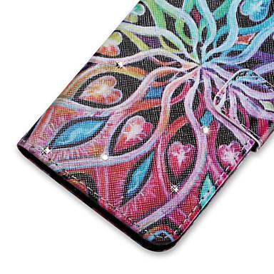 Per Integrale 06509704 carte credito disegno diamantini Fantasia A 8 Con di iPhone Porta Custodia 8 portafoglio Apple Plus iPhone Con supporto 4R4dHq