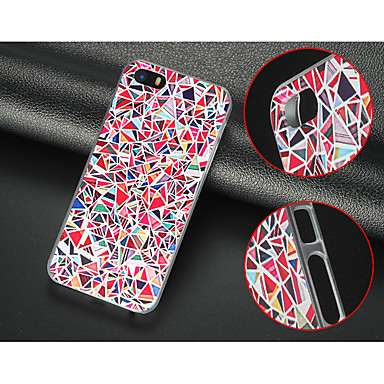 Custodia Resistente X Per 8 iPhone per disegno iPhone PC Geometrica 04892204 iPhone 8 Per X Custodia retro iPhone Apple Plus iPhone 5 Fantasia rqrxnFTwA