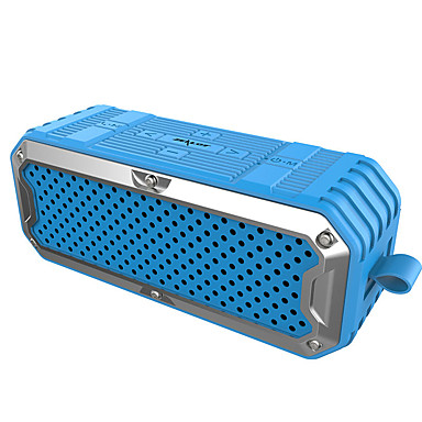 KRZ-S6 Bluetooth Lautsprecher 4.0 Audio (3.5 mm) USB Grün Schwarz Rot Blau