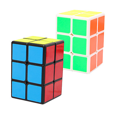 Rubik's Cube QIYI MFG2003 2*2*3 2*3*3 Cube de Vitesse  Cubes Magiques Casse-tête Cube Rectangle Cadeau Unisexe