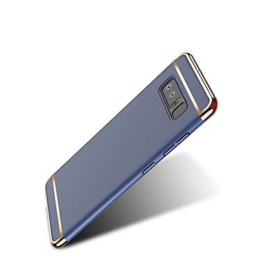 voordelige Galaxy Note-serie hoesjes / covers-hoesje Voor Samsung Note 8 / Note 5 Ultradun / Origami Achterkant Effen Hard PC