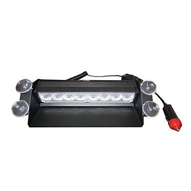 billige Løbende Dagslys-1 Stykke Elpærer 8W Høj præstations-LED 8 Kørelys til dagskørsel For Universel General Motors Alle år