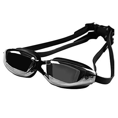 Zwembrillen Anti-condens Verstelbare Maat Anti-UV Breekbestendig Verstelbare Zijkussens Anti-Slip Band waterdicht silica Gel PC Rose