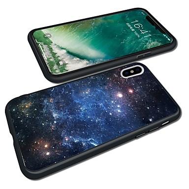 per retro iPhone X Plus 8 Acrilico iPhone disegno Custodia Per iPhone Resistente Paesaggi Apple 06593420 8 Plus iPhone iPhone 8 Fantasia Per X Tvxw6x4qt