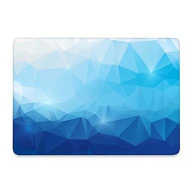 7915c450c Macbook case for air pro retina 11 12 13 15 خطوط / موجات pvc محمول حالة