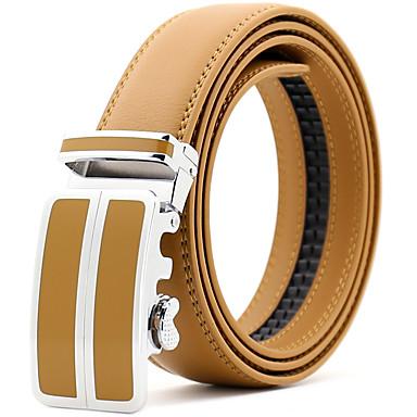 abordables Ropa de Moda Hombres-Hombre Plisado Cinturón de Cintura - Fiesta / Trabajo