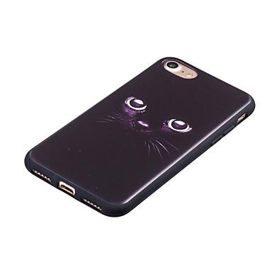 iPhone iPhone 8 Fantasia iPhone 7 TPU Plus per Per 06644087 8 Morbido Per Gatto iPhone 8 Apple Plus disegno Custodia X X iPhone retro iPhone Wn6EqB