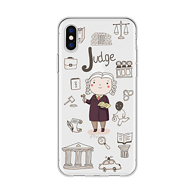 disegno animati Custodia iPhone Plus TPU Plus per iPhone Cartoni Morbido Per X iPhone Fantasia 06639511 X 8 8 iPhone iPhone Per retro Apple 8 7F8wrq7
