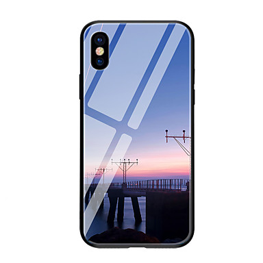 coque iphone x paysage