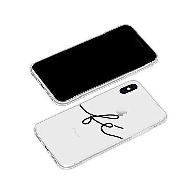 Frasi disegno retro iPhone X famose 06639525 iPhone Apple 8 iPhone Per iPhone animati Per Plus X per Cartoni Morbido Custodia Fantasia 8 TPU q8wvPU