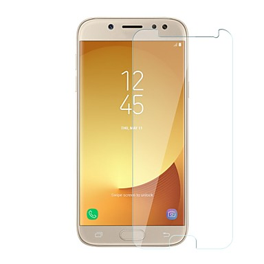 [$1.79] Screen Protector Samsung Galaxy for J5 (2017) Tempered Glass 1 pc Front Screen Protector Scratch Proof 9H Hardness