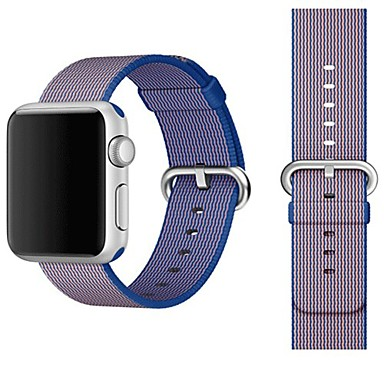 Nézd Band mert Apple Watch Series 3 / 2 / 1 Apple Hagyományos csat Műanyag Csuklópánt