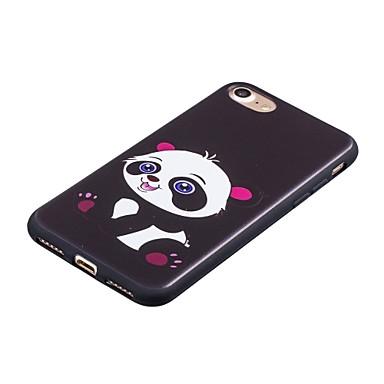 iPhone iPhone iPhone Custodia iPhone X 7 Apple 06644086 Per iPhone Panda per Plus Morbido retro Fantasia iPhone TPU Per X 8 8 disegno Plus 8 qEE6rFa