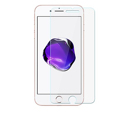 Screen Protector for Apple iPhone 7 Tempered Glass 1 pc Front Screen Protector 9H Hardness / Explosion Proof