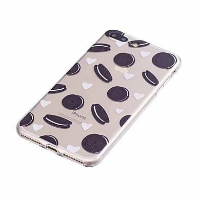 06698638 per Per retro Plus Plus Per iPhone Alimenti Morbido iPhone iPhone X Apple iPhone iPhone 8 TPU Custodia 8 Fantasia X disegno 8 Bzvf6