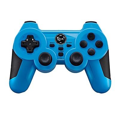 BTP-2163X חוטי בקר משחק עבור Sony PS3 / PC ,  רעידה בקר משחק ABS 1 pcs יחידה