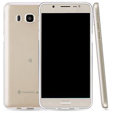 tok Για Samsung Galaxy J5 (2016) Διαφανής Πίσω Κάλυμμα Μονόχρωμο Μαλακή TPU για J5 (2016)
