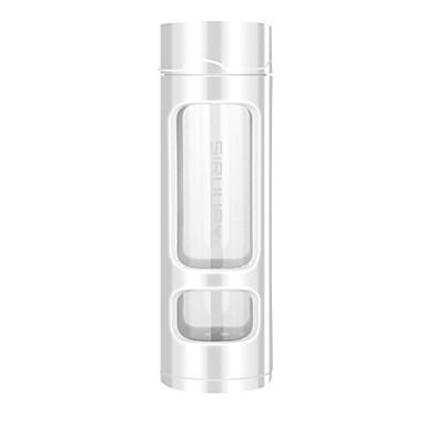 음료 용기 PP+ABS / 높은 붕소 유리 유리 휴대용 / 열 절연 1pcs