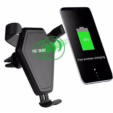 tanie Sprzet i akcesoria elektryczne-Ładowarka samochodowa / Ładowarka bezprzewodowa Ładowarka USB Univerzál z kablem / Ładowarka bezprzewodowa Nieobsługiwany 1 A DC 5V na iPhone X / iPhone 8 Plus / iPhone 8