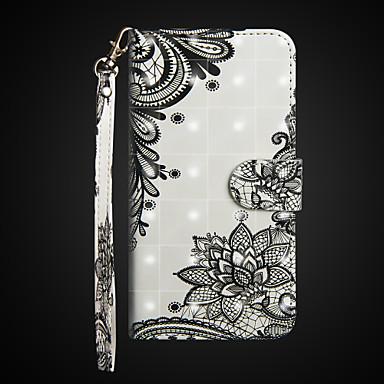 X Plus portafoglio Integrale Per urti Custodia supporto Con decorativo A iPhone 06715239 Apple Resistente agli Resistente iPhone Fiore 8 YntYP8q6