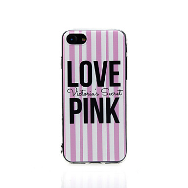 sottile Custodia Frasi 8 Morbido per 06696723 iPhone 8 X retro X Ultra iPhone disegno Plus TPU Apple Per Fantasia iPhone iPhone Per famose 7 Adorabile iPhone SwOqS0