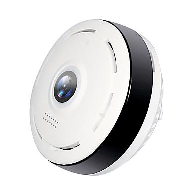 hiseeu® hd fisheye ip-kamera 960 p 360 grad volle ansicht mini cctv-kamera 1.3 mp netzwerk home sicherheit wifi vr kamera panoramic ir
