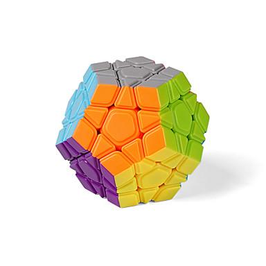 Zauberwürfel QI YI Warrior Megaminx 3*3*3 Glatte Geschwindigkeits-Würfel Magische Würfel Puzzle-Würfel Anderen Geschenk Unisex