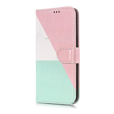 iPhone portafoglio X 8 sintetica A iPhone Apple 8 per 06749184 pelle credito iPhone Plus Custodia 8 supporto Integrale Plus iPhone X Per Resistente carte Con di marmo iPhone Porta Effetto 4qgnw8RB