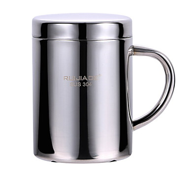 Drinkware Stainless Steel Tumbler Heat-Insulated 1 pcs
