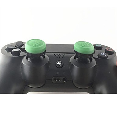 cheap PS4 Accessories-Game Controller Thumb Stick Grips For PS4 / PS4 Slim / PS4 Prop ,  Game Controller Thumb Stick Grips Silicone 1 pcs unit