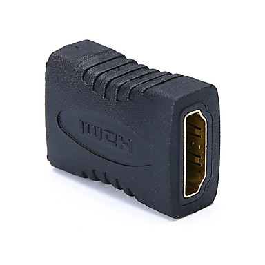 Unitek 02 1 HDMI 2.0 HDMI 2.0 انثى - انثى قصير (تحت 20 سم)