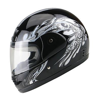 SENHU S168 وجه كامل بالغين للجنسين دراجة نارية خوذة مكافح الضباب / ثبات / مقاومة الصدمات